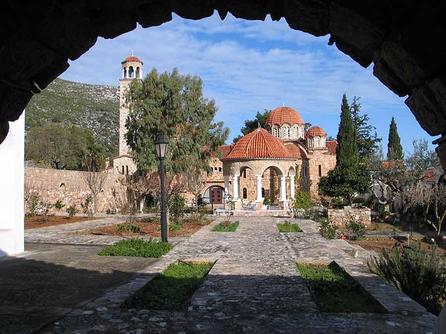 Manastirea Sfantului Efrem cel Nou