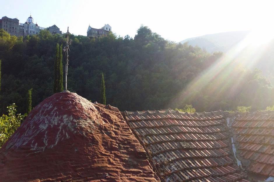 Kapsala, Sfântul Munte Athos