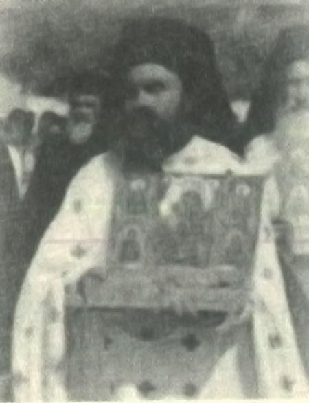 Arhimandritul Alexandros Velanidiatul
