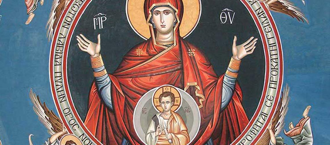 Chemat la monahism de Maica Domnului – Monahul Ghelasie Simonopetritul