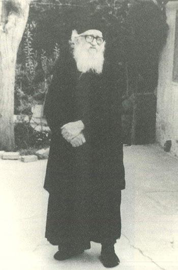 Staretul Hrisanthos Agiannanitul