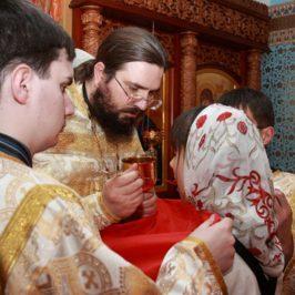O minunată însănătoşire după împărtăşirea cu Sfintele Taine în Miercurea Mare