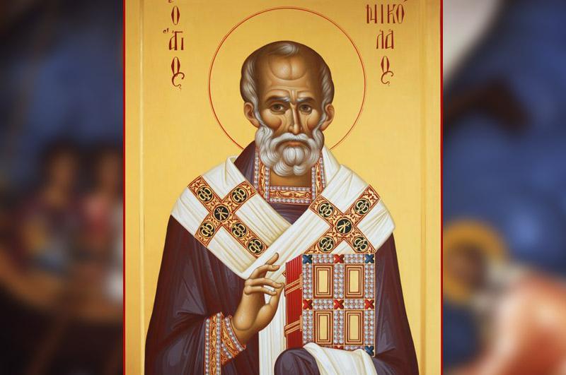 Acatistul Sfântului Nicolae, Grabnicul Ajutător și Marele Făcător de Minuni