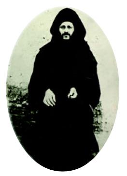 Cuviosul Iosif Isihastul în tinerețe - 1930