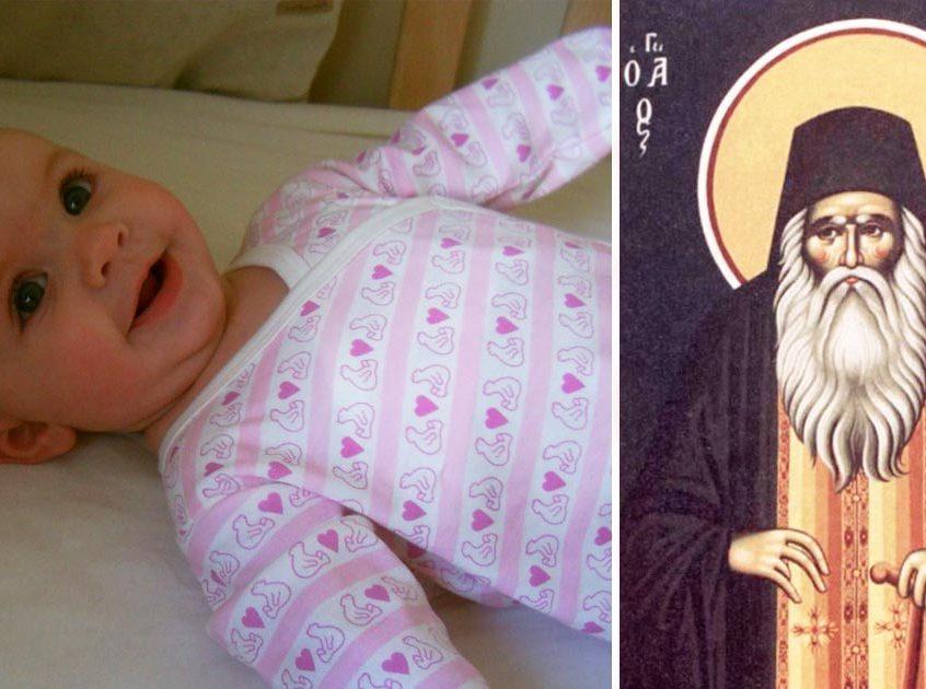 Minune mare acum 3 săptămâni în Belgia: Sfântul Arsenie din Paros a înviat un copil mort de 24 de ore!